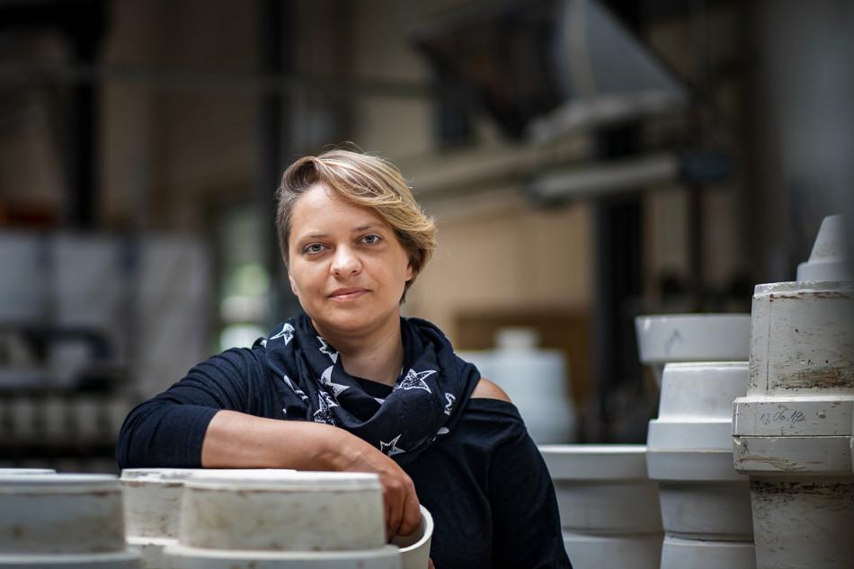 Magdalena Gazur - fotografia: Rafał Klimek